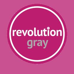Revolution Gray logo