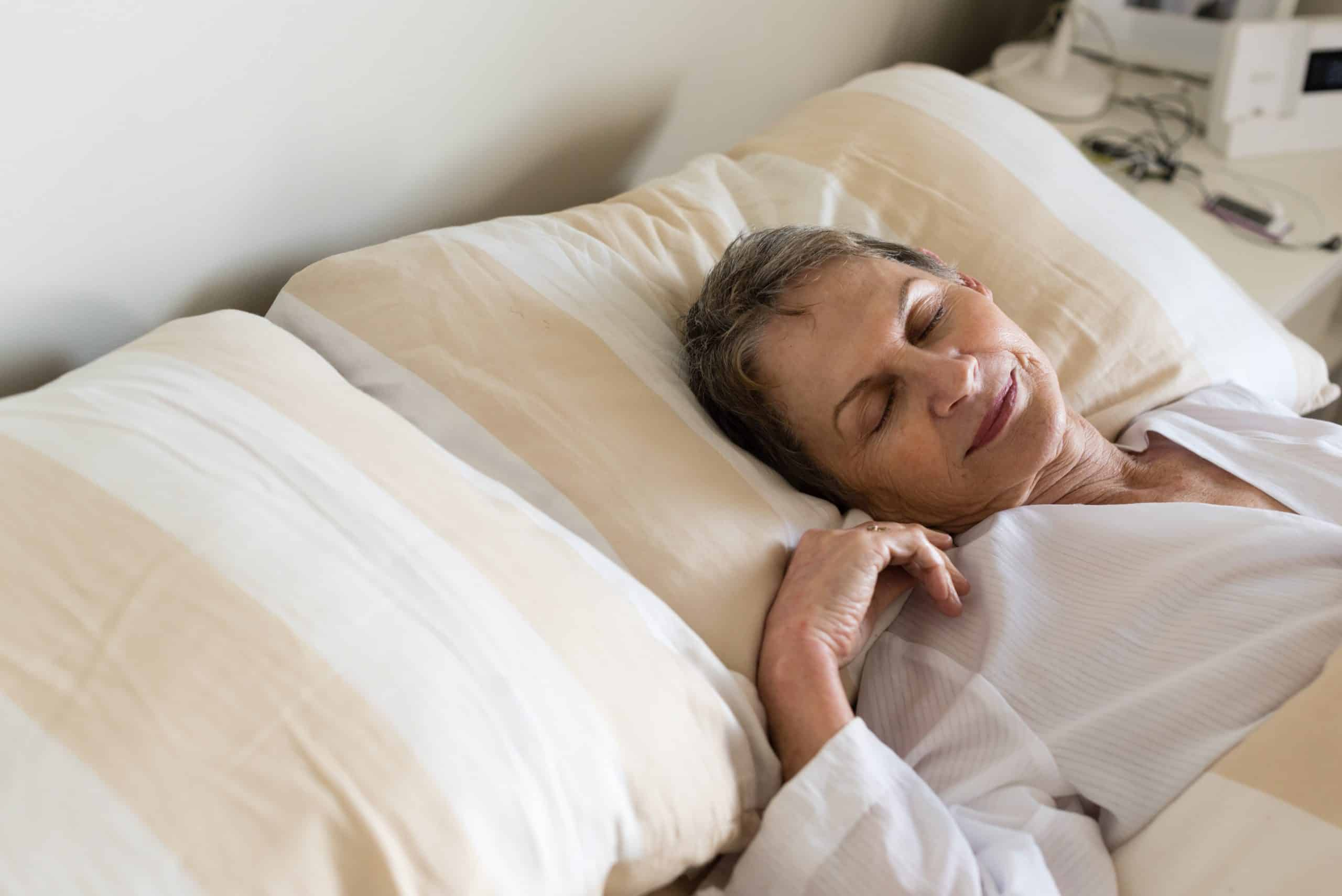 Can Menopause Affect Sleep
